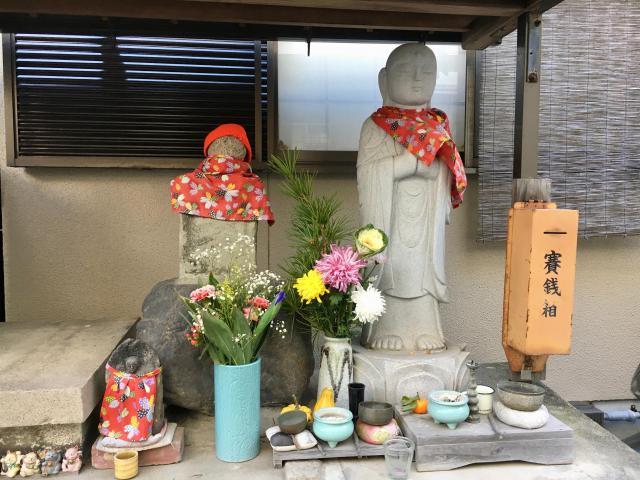 地蔵院の仏像