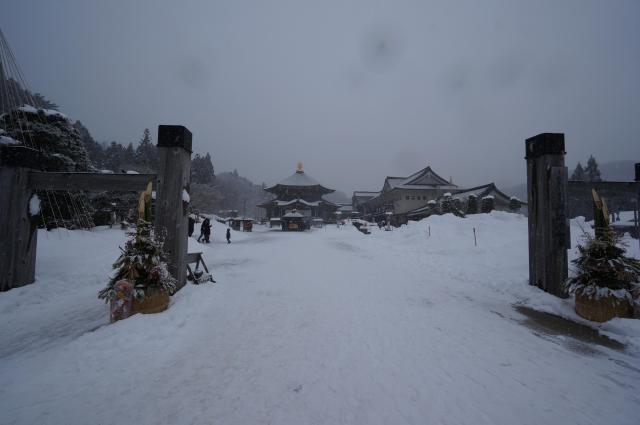西方寺の自然
