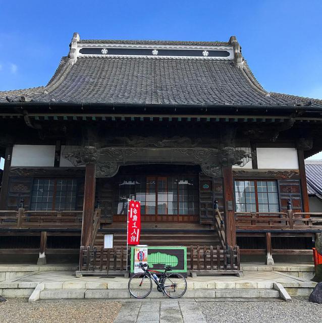 近竜寺の本殿