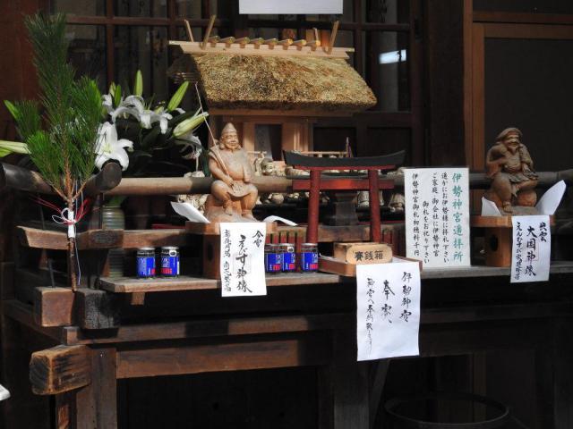 少彦名神社(大阪府北浜駅) - 像の写真