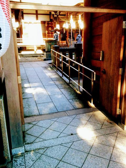 東京都八幡大神社の建物その他
