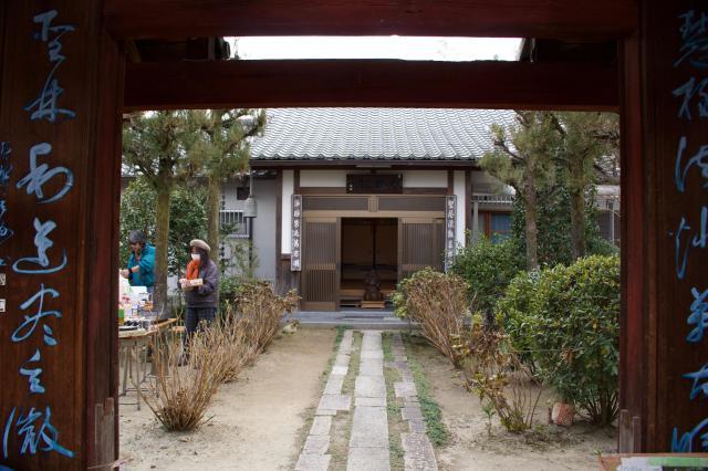 聖林院の本殿