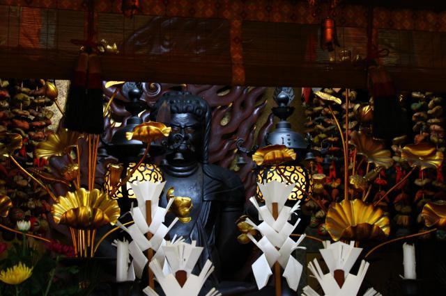 光明寺(馬木不動尊)の仏像