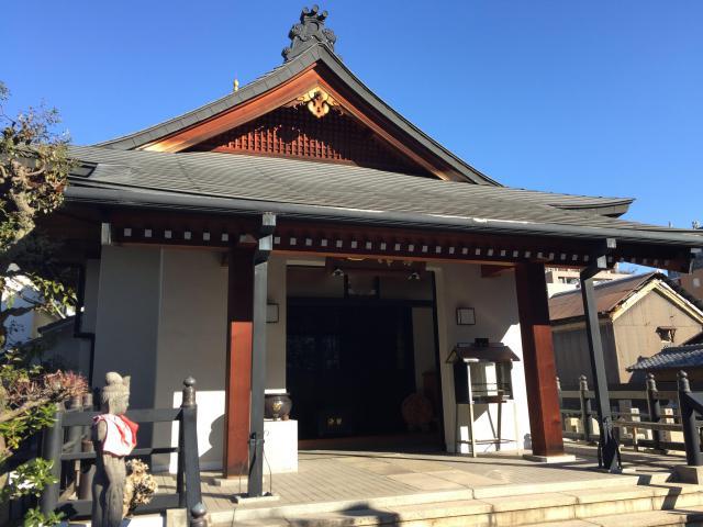 青蓮寺の本殿
