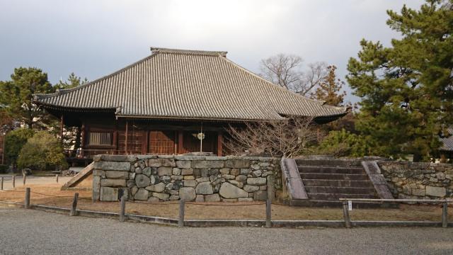 西大寺の建物その他