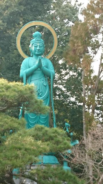 西大寺の仏像