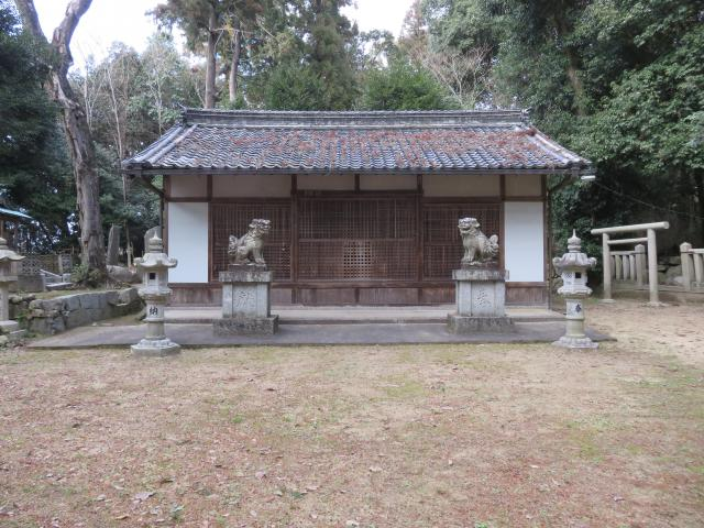 大神神社の近くの神社お寺|志貴御縣坐神社