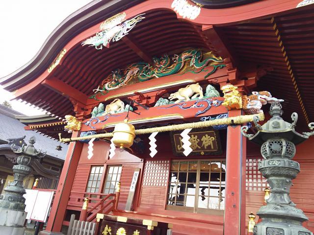 武蔵御嶽神社の建物その他