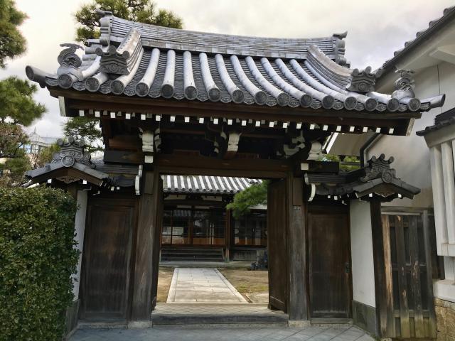 海神社の近くの神社お寺|洞養寺