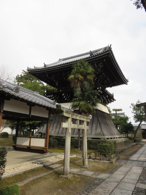 相国寺の近くの神社お寺|大通院