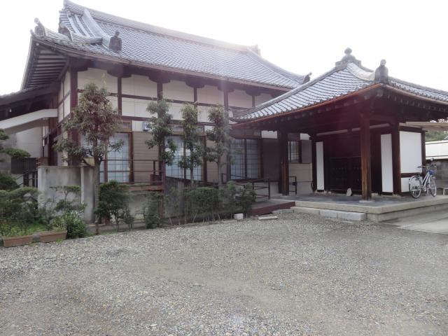 心城院の本殿