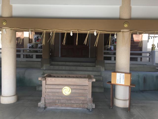 光雲神社(福岡県大濠公園駅) - 本殿・本堂の写真