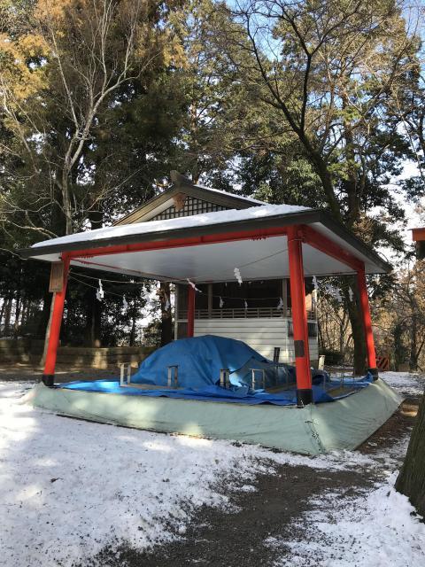栃木県生子神社の建物その他