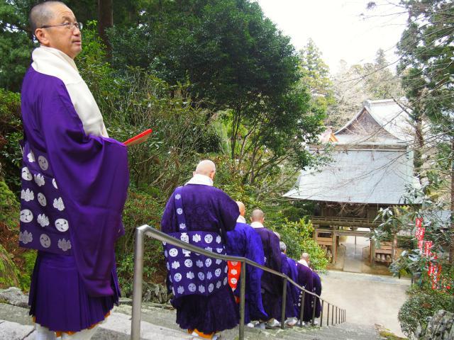 徳島県太龍寺(舎心山常住院太龍寺)の本殿
