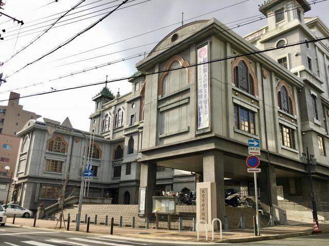 本願寺神戸別院の本殿