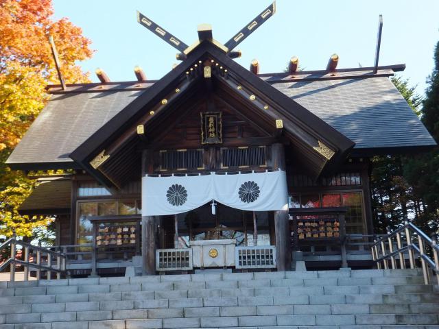 当別神社(北海道石狩当別駅) - その他建物の写真