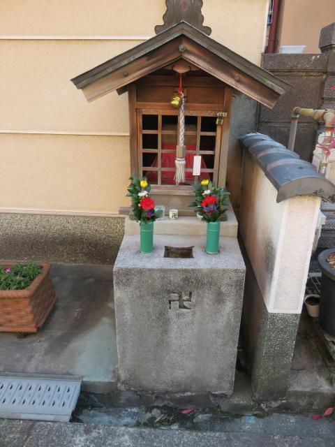 恵美須神社の末社