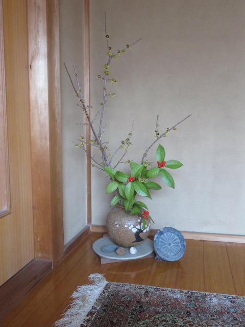 薬園八幡神社の芸術