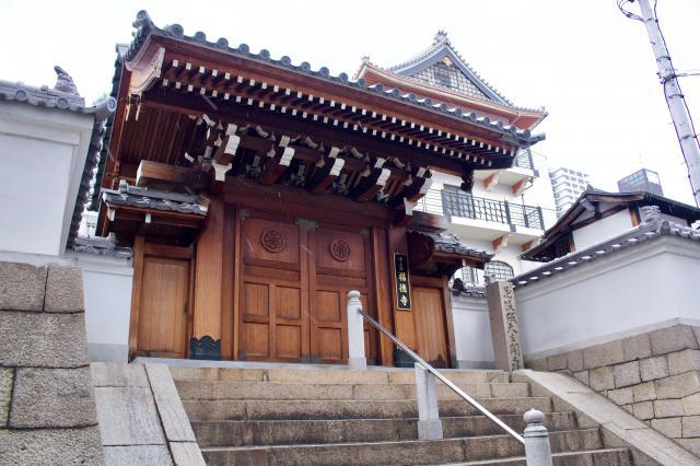 福徳寺の建物その他