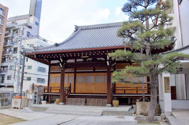 福徳寺の本殿