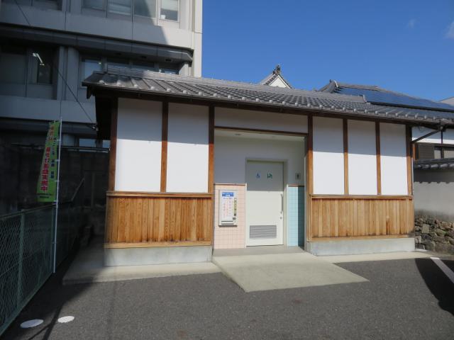 率川神社の周辺