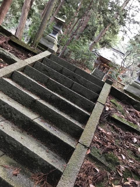 諏訪神社の景色