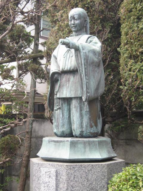 妙経寺の仏像