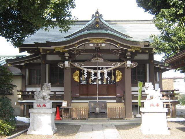 若宮神社(東京都豊田駅) - 本殿・本堂の写真