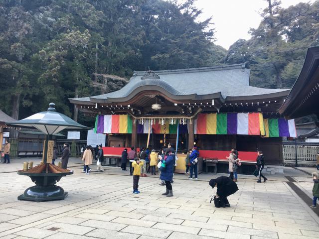 兵庫県清荒神清澄寺の本殿