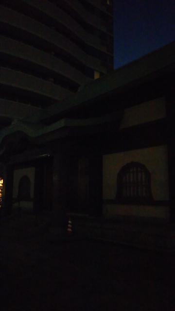 伝叟院の本殿
