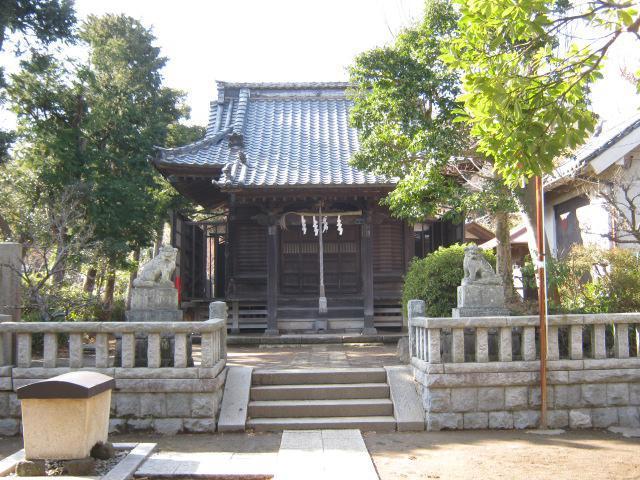 巽神社の近くの神社お寺|八坂大神