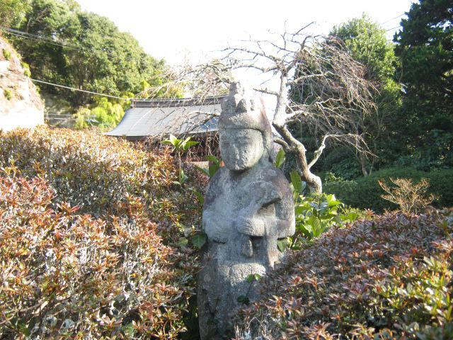 海蔵寺の仏像