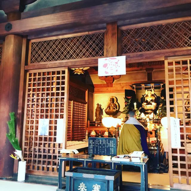 大阪府藤次寺の本殿