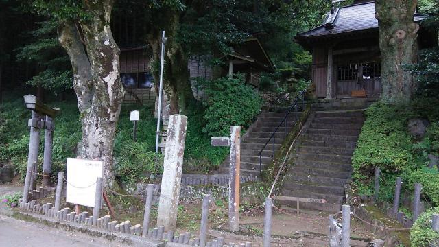 静岡県火雷神社の建物その他