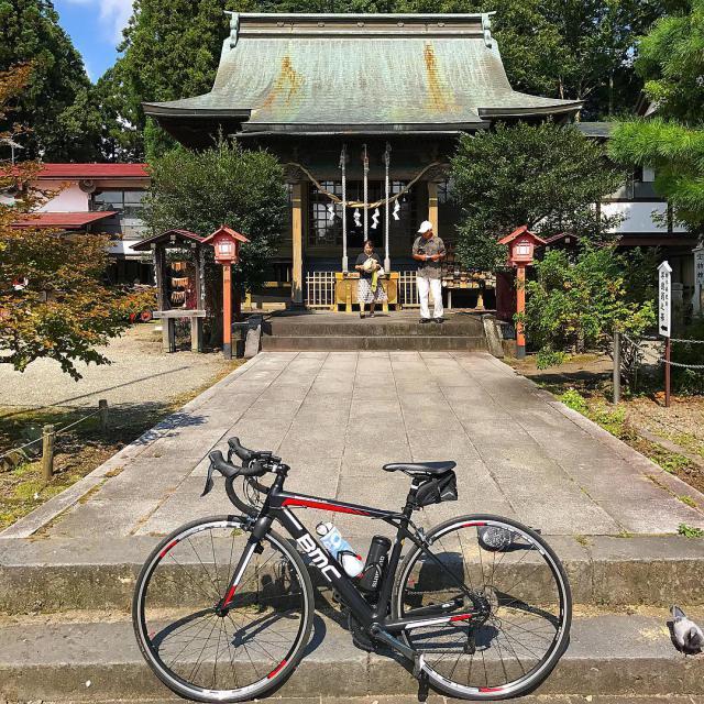 栃木県報徳二宮神社の本殿