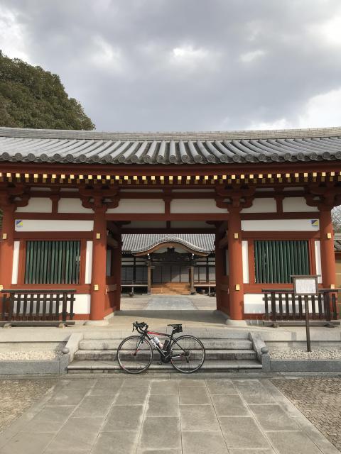 栃木県龍興寺の山門