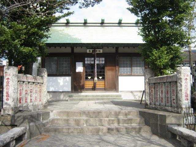 吾妻神社(神奈川県山手駅) - その他建物の写真