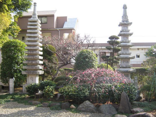 自性院(神奈川県上大岡駅) - 塔の写真