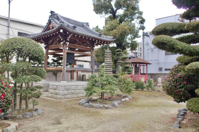 大阪府真観寺の建物その他