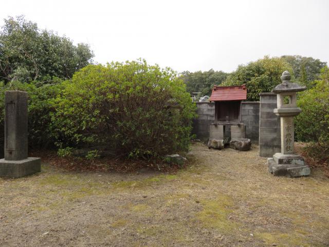堅牢地神社の建物その他