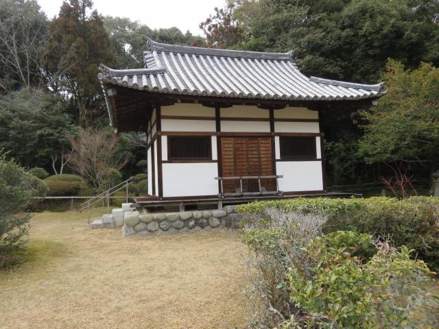 秋篠寺の建物その他