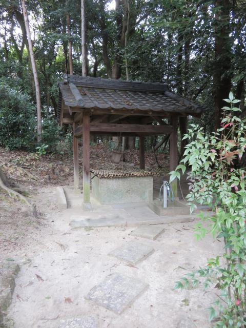 八所御霊神社の建物その他
