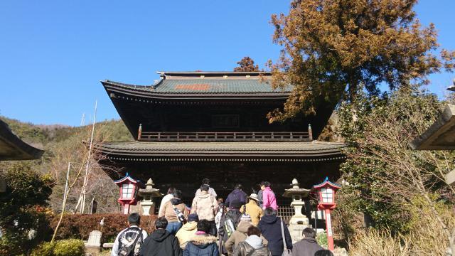 大善寺の本殿