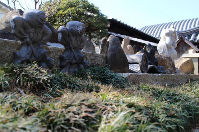 全興寺(大阪府平野(大阪市営)駅) - 像の写真