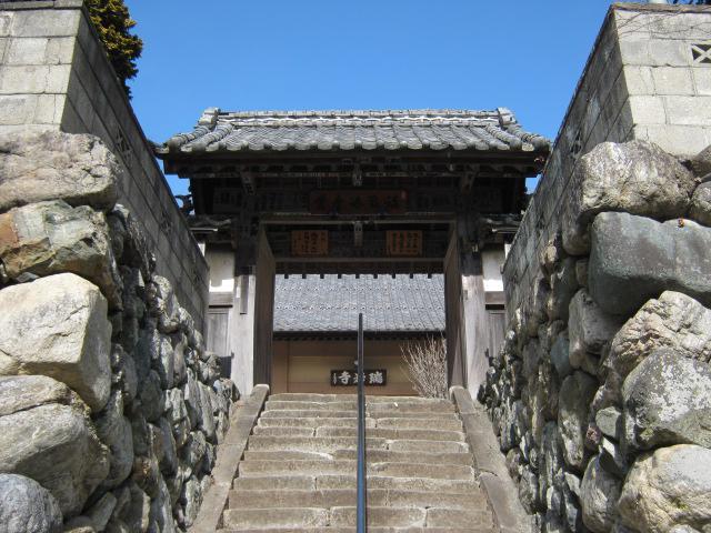 四萬部寺の近くの神社お寺|瑞岩寺