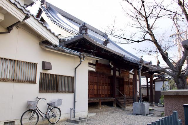 大阪府西光寺の建物その他