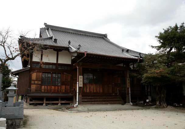 宗善寺の本殿