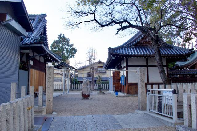 日羅寺の建物その他