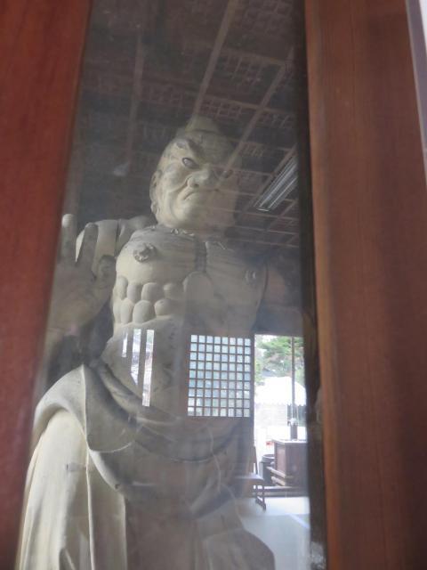 赤山禅院の仏像