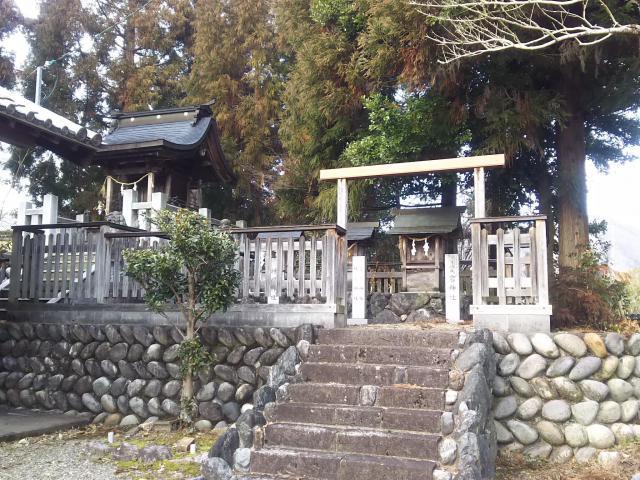 青柳神社の末社